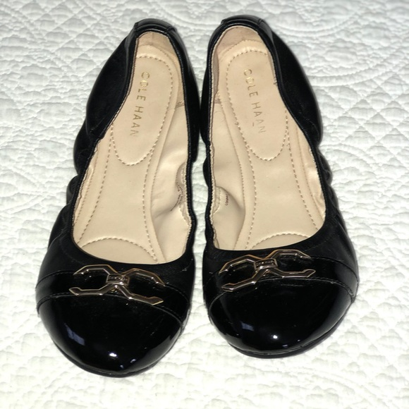 Cole Haan Shoes   Terrin Leather Ballet